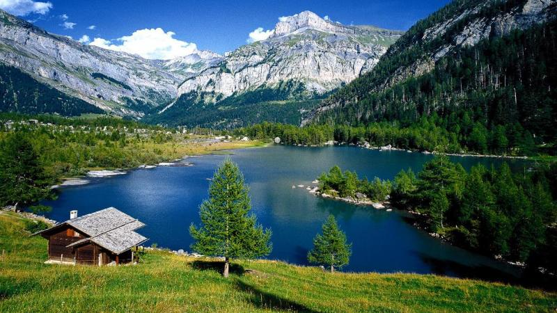Most beautiful places to visit in switzerland