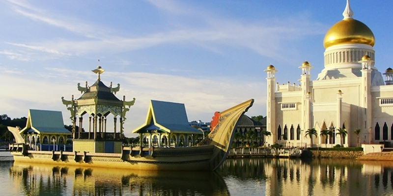 best places to visit in Brunei Darussalam