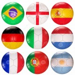 Top Ten Soccer Countries in the World