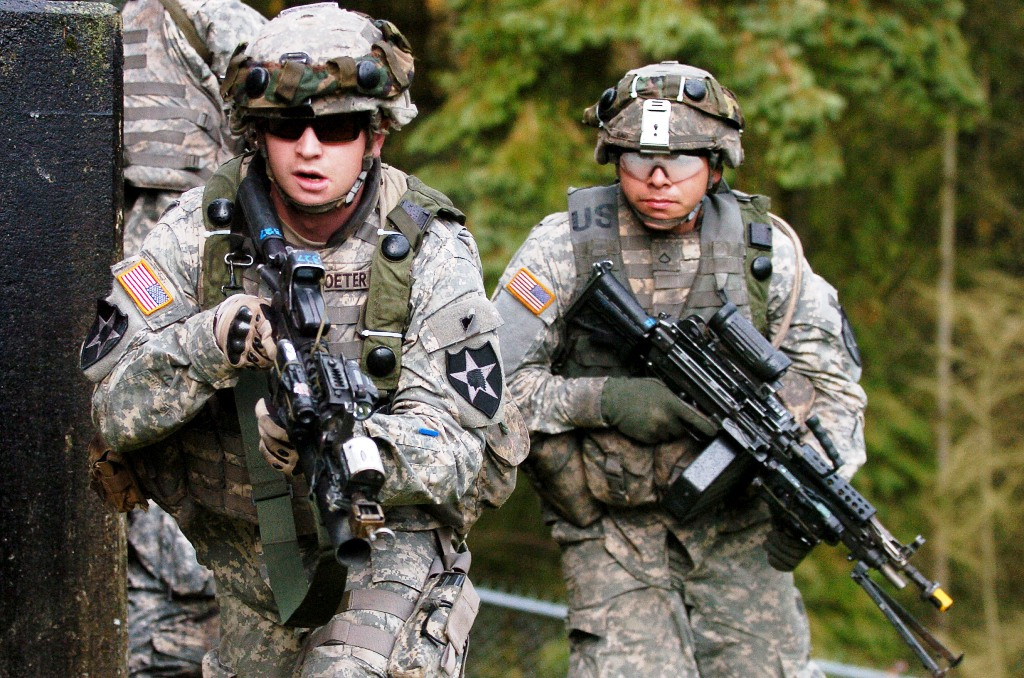 U.S Army - The Strongest army in the world