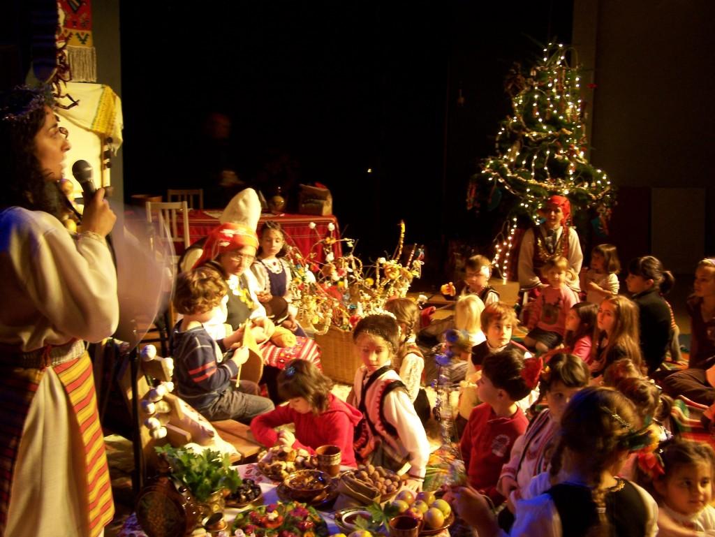 Bulgarian Christmas traditions and celebrations, christmas celebrations around the world