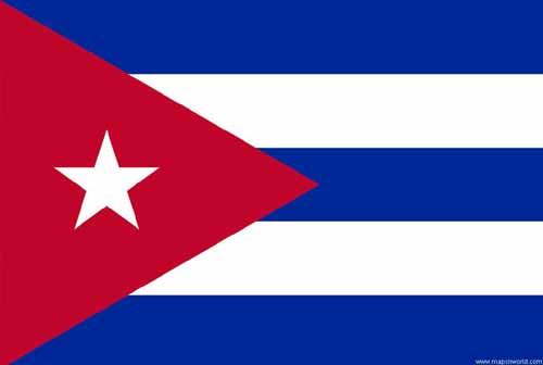 Cuba Flag HD