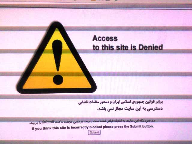 Saudi Arabia Internet censorship