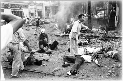 How did the vietnam war begin?