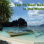 List of Top 10 Best Beaches in the World 2016