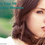 List of Top 10 Most Beautiful Women in the World 2014