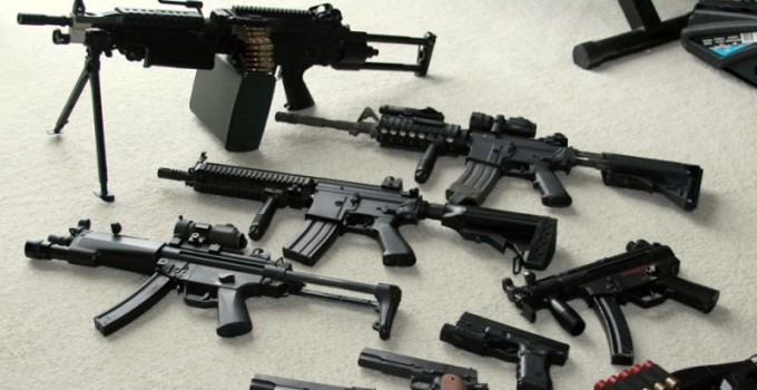 Top Ten Largest Weapon Exporting Countries In The World